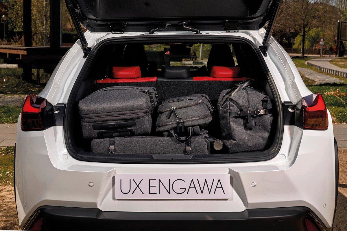 Lexus UX 250h Engawa