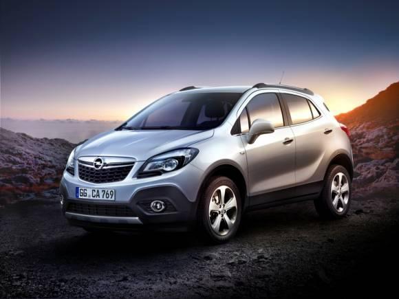 Conducimos el nuevo Opel Mokka: Desde 18.105 €