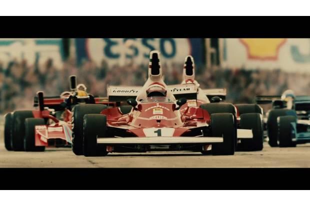 Goodyear en la F1: RUSH se estrena en cines en España