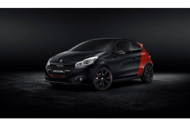 "Peugeot 208 GTI 30 Aniversario: ""The Legend Returns"""