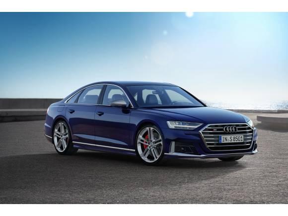 Audi S8: lujo y deportividad a partes iguales