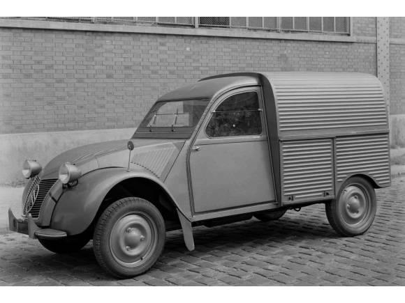 La historia de Citroën Vehículos Comerciales