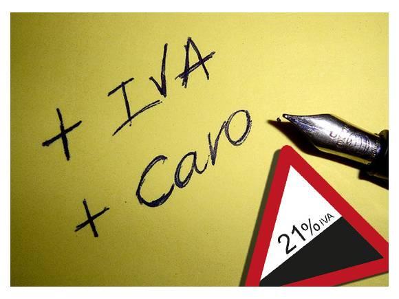 Sube el IVA al 21%, ¿cómo afecta a los coches?