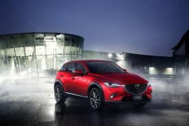 Mazda CX-3: la sorpresa del Salón del Automóvil de Los Ángeles 2014