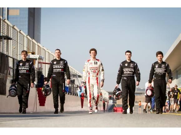 Los ganadores de Nissan PlayStation GT Academy 2014 competirán en las 24 horas de Dubái