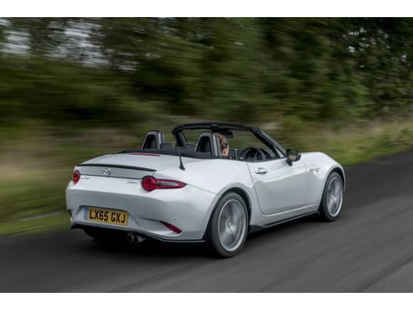 Mazda MX-5 Sport Recaro, sólo para el Reino Unido