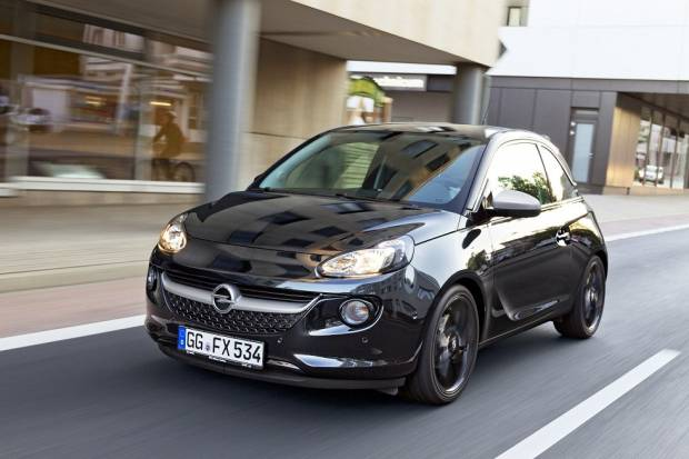 Opel Adam Black