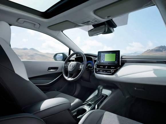 Toyota presentará el Corolla Touring Sports en el Salón de París