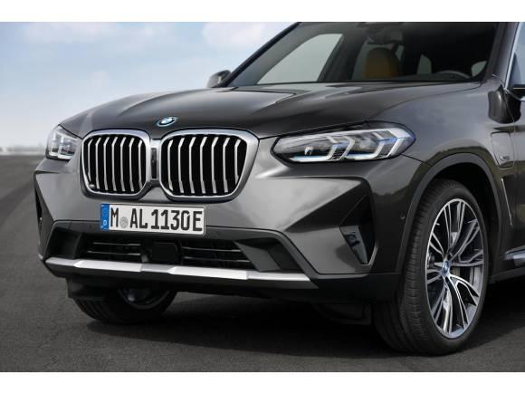 Nuevos BMW X3 y X4: potenciando las deportividad y con más híbridos ligeros
