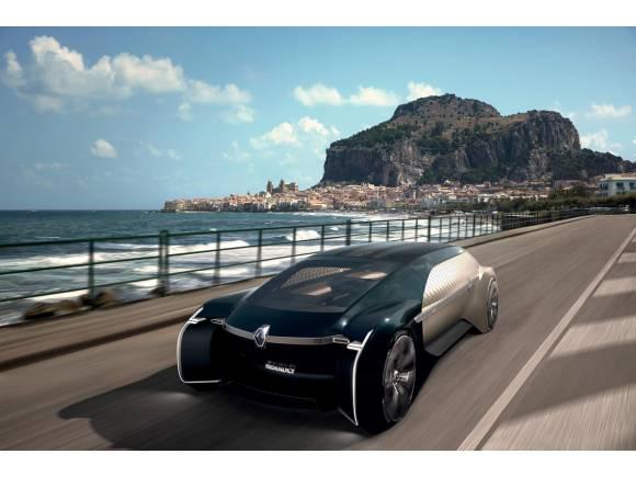 Renault EZ-ULTIMO, el coche autónomo premium del futuro