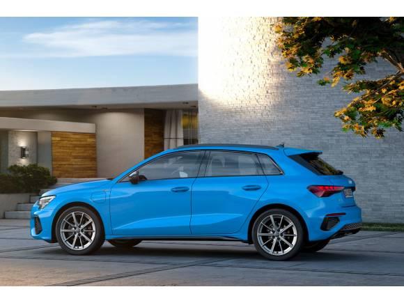 Audi A3 40 TFSIe: descubre todos los detalles sobre la versión híbrida enchufable