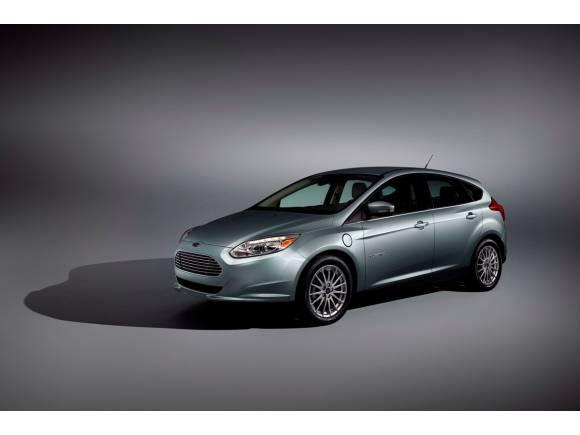 Comienza la producción del Ford Focus Electric