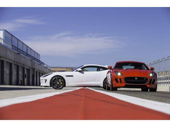 Jaguar F-Type Coupé, presentación y prueba en circuito