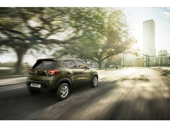 Renault KWID, el low-cost de Renault para la India
