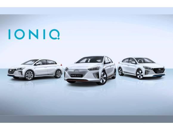 Nuevos datos sobre el Hyundai Ioniq