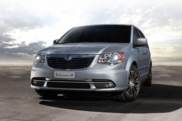 Crece la gama del Lancia Voyager con la versión S