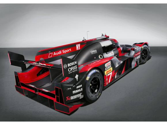 Audi R18: un nuevo prototipo para reconquistar Le Mans