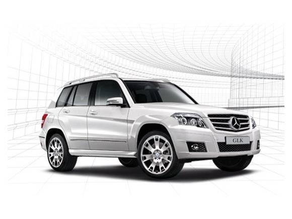 Prueba 10: Mercedes GLK 200 CDI