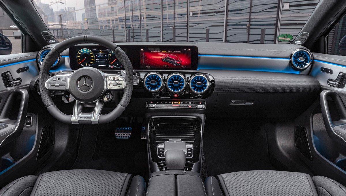 Mercedes-AMG 35 4MATIC Sedán