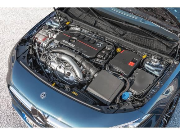Nuevo Mercedes-AMG 35 4MATIC Sedán: más compactos deportivos