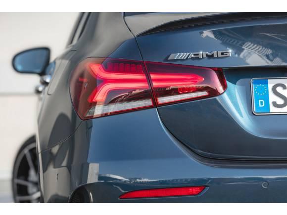 Nuevo Mercedes-AMG A 35 4MATIC Sedán: más compactos deportivos