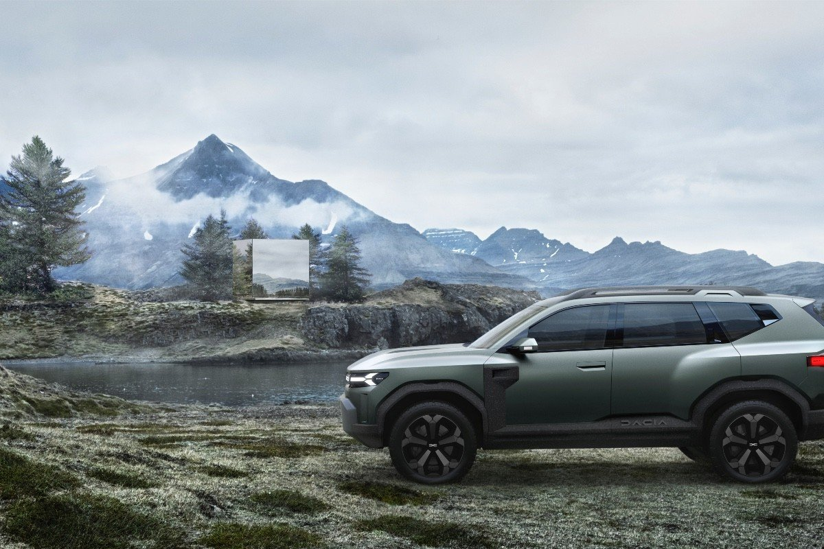Dacia Bigster Concept