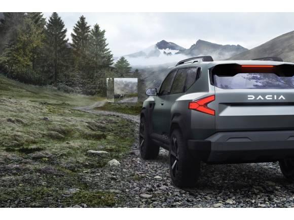 Nuevo SUV de Dacia: Bigster, su futuro buque insignia
