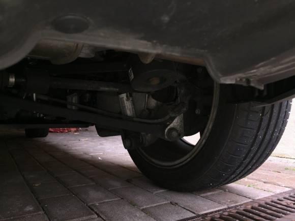 Si el estado de tus suspensiones no es correcto desgastarás más los neumáticos