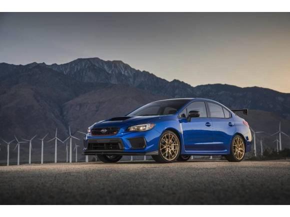30 Aniversario de STI, brazo deportivo de Subaru