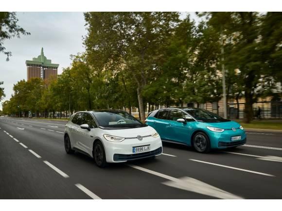 Más versiones para la Gama Volkswagen ID. 3 con autonomía de 348 km.