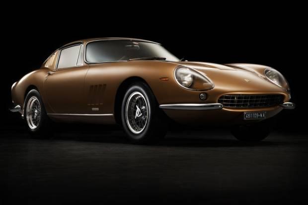 275 GTB/4: el mejor Ferrari de Gran Turismo