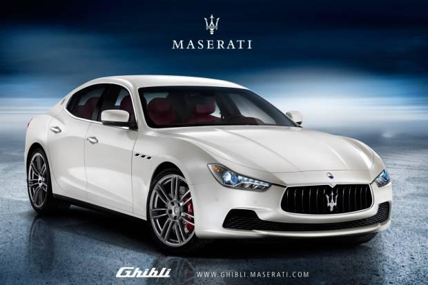 Video: Maserati Ghibli en el circuito de Nürburgring