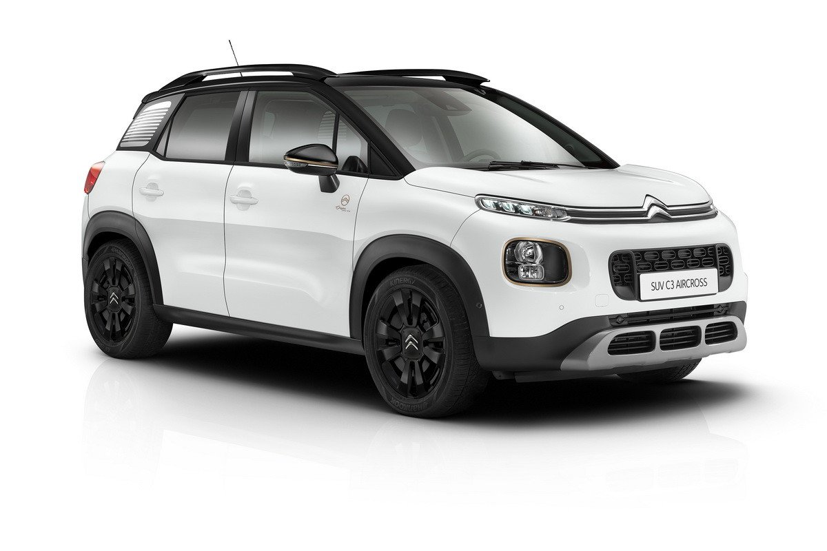 Citroën C3 Aircross Origins