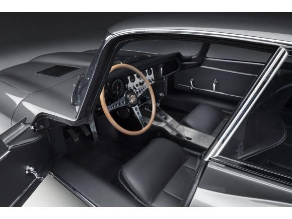 Jaguar Classic construirá doce unidades limitadas del E-Type, 60 años después