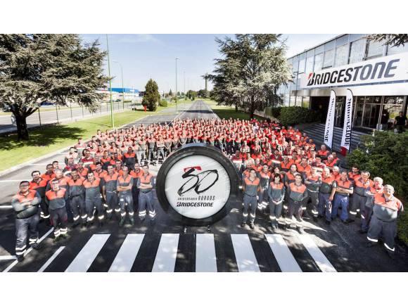 Bridgestone invierte 70 millones en Burgos