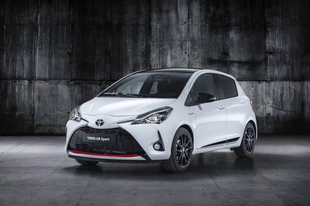 Toyota Yaris GR Sport y Y20, dos nuevos en París