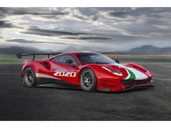 Ferrari 488 GT3 Evo 2020: para desbancar a Porsche