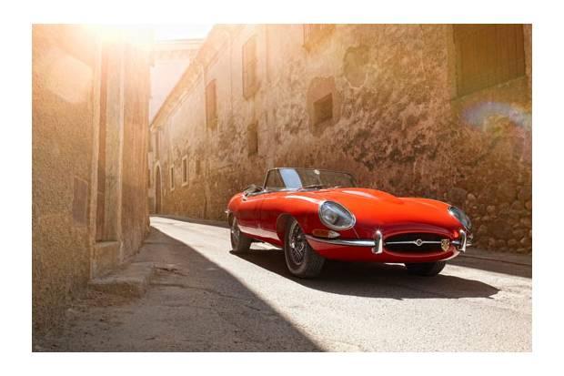Jaguar exhibe sus C-X75 y E-TYPE el sábado 18 de junio en Madrid