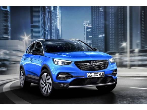 El Opel Grandland X, a la venta en Amazon