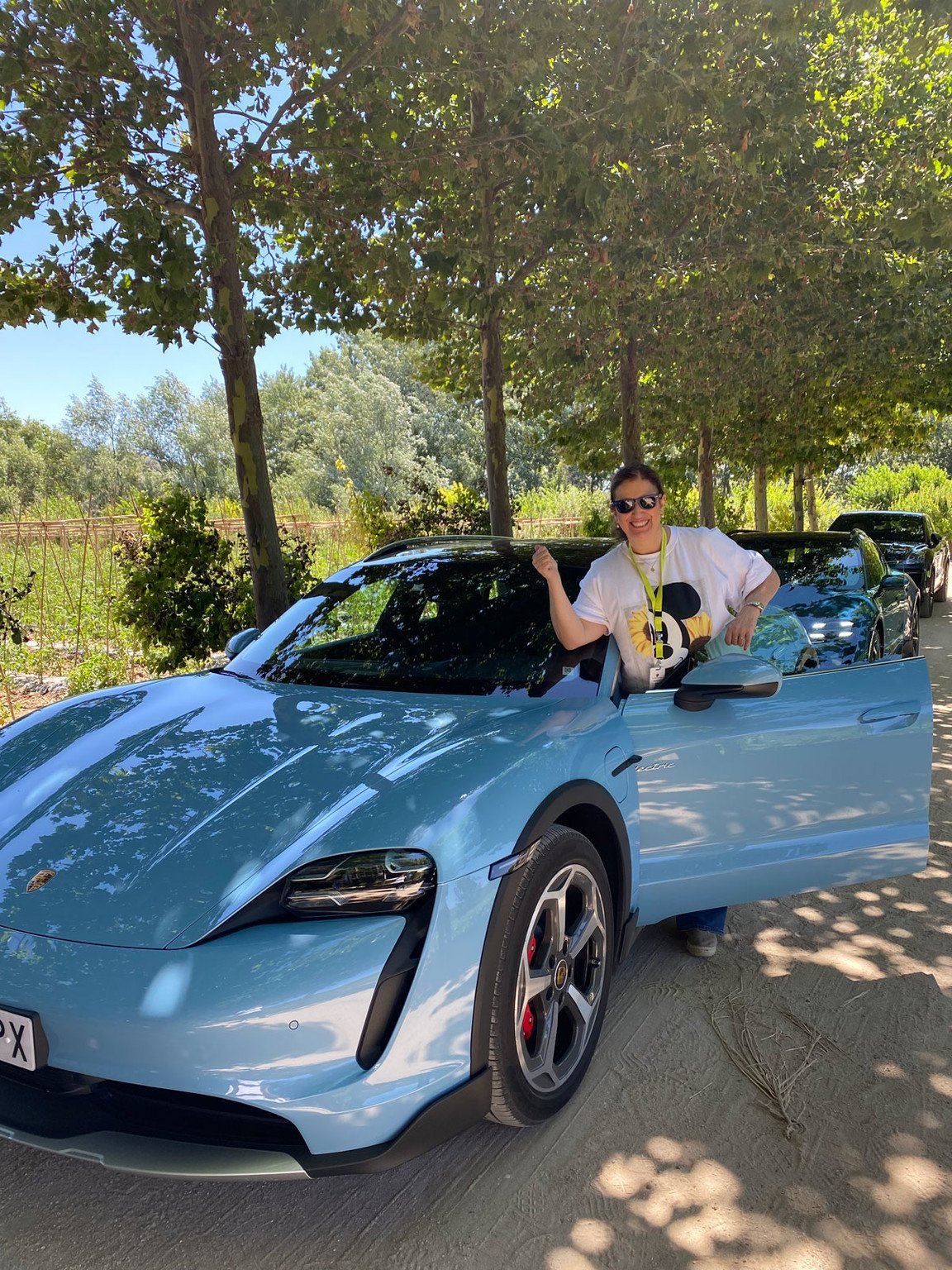 Prueba Porsche Taycan Cross Turismo