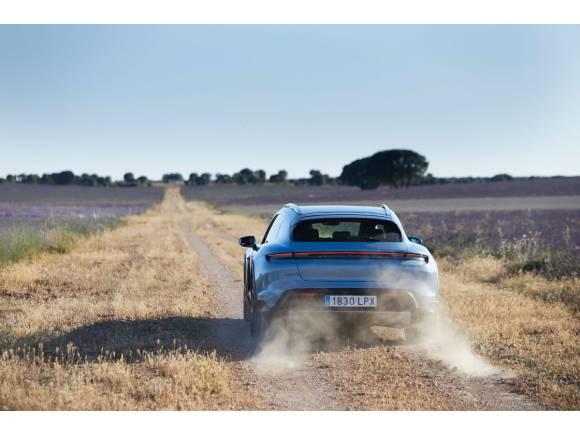 Prueba Porsche Taycan Cross Turismo: precios, interior y datos