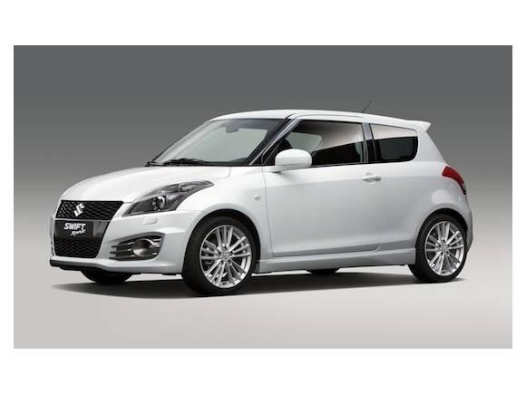 Suzuki Swift Sport: debuta en Frankfurt