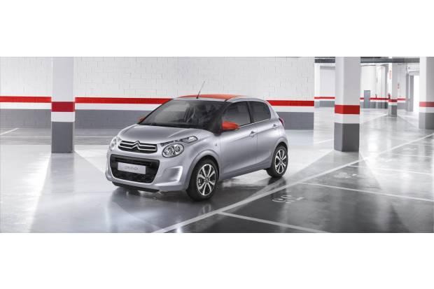 Nuevo Citroën C1: dispuesto a conquistar la ciudad