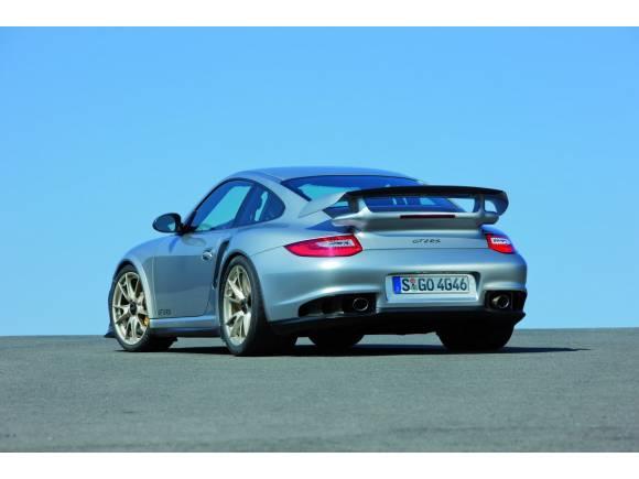 Historia del Porsche 911: sexta generación, el 997
