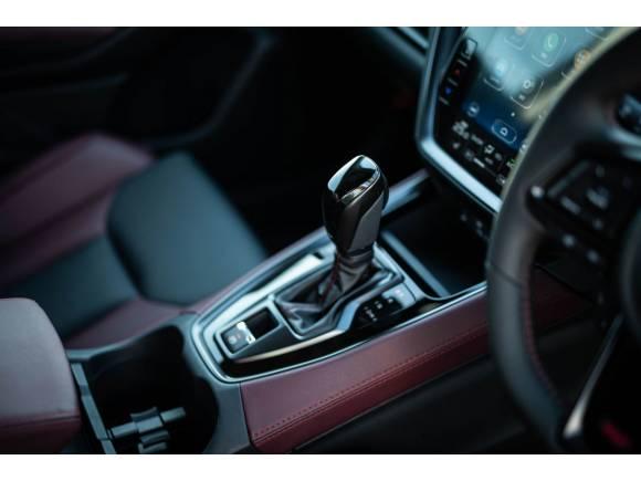 Subaru Levorg: primeras imágenes de la próxima generación