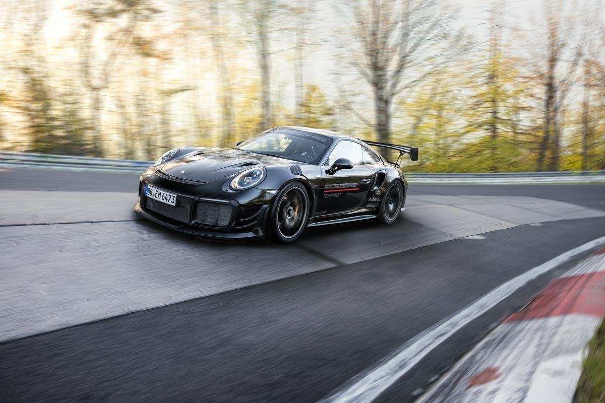 Porsche 911 GT2 RS Manthey