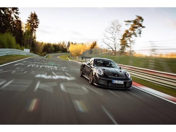 Vídeo del récord del Porsche 911 GT2 RS en Nürburgring