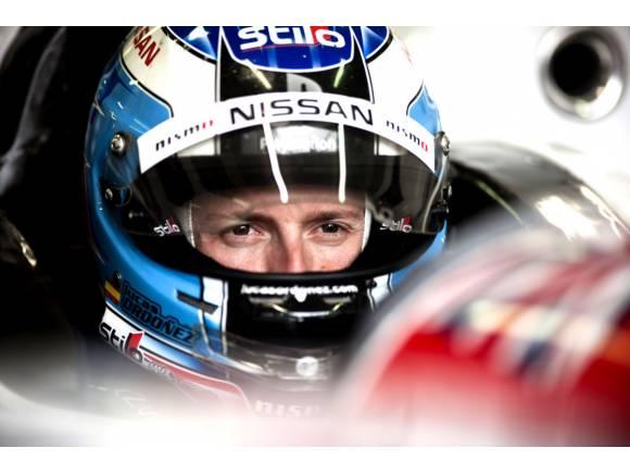 24 Horas de Le Mans 2013: Lucas Ordoñez vuelve a Le Mans