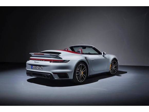 Nuevo Porsche 911 Turbo S: con tan solo 650 CV