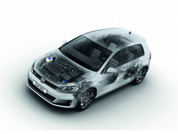Prueba: Volkswagen Golf GTD vs GTI